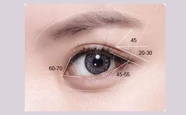 双眼皮标准