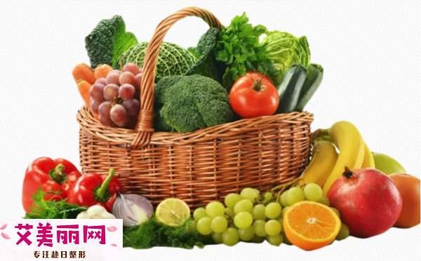 富含维生素食物