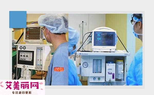 专业医生、安全设备