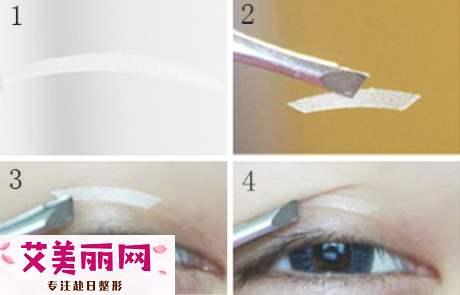 双眼皮贴怎么选 十种双眼皮贴全介绍