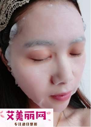 home facialpro玻尿酸密集补水面膜怎么样与使用方法